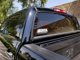 SOTA Offroad Black & White Sticker