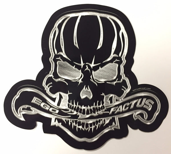 Sota offroad skully sticker