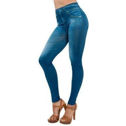 Women's Denim Leggings - Aladdin's Treasures