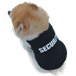 "Cute ""Security"" T-Shirt - Aladdin's Treasures"