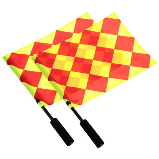2Pcs Referee Sideline Judge Flags - Aladdin's Treasures