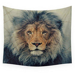 Grandpa - Lion Wall Tapestry - Aladdin's Treasures