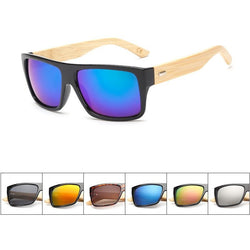 New Designer Wooden Sunglasses - Aladdin's Treasures