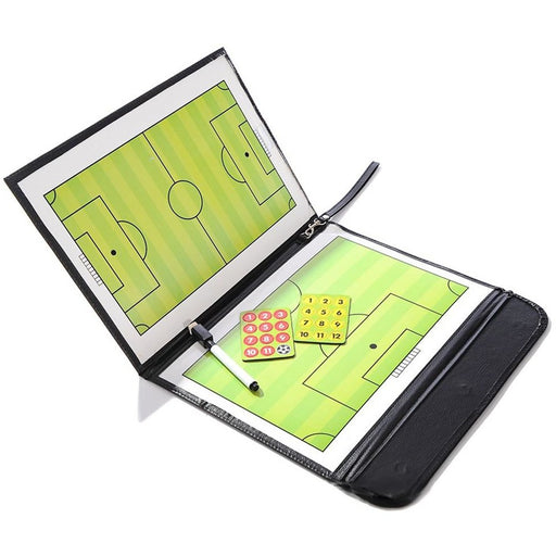 Magnetic Folding Coach Field Tactic Board - Aladdin's Treasures