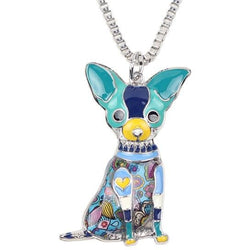 Chihuahua Necklace - Aladdin's Treasures