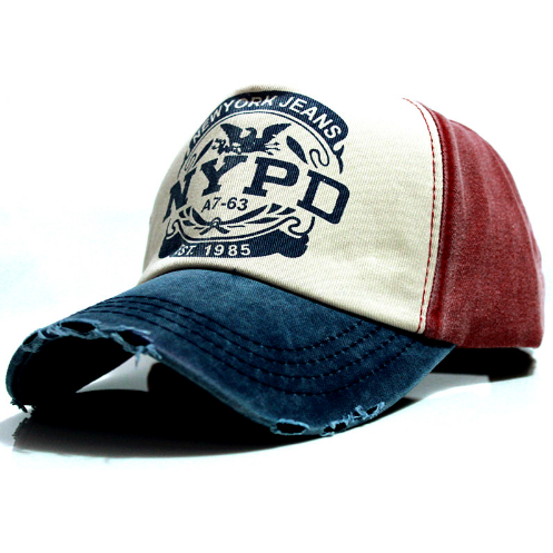 Fitted NYPD Baseball Snapback Cap - Aladdin's Treasures