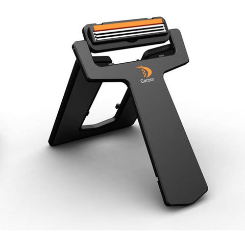 FREE Ultra-Portable Pocket Safety Razor with Mirror & Blade. Just Pay Shipping - Aladdin's Treasures