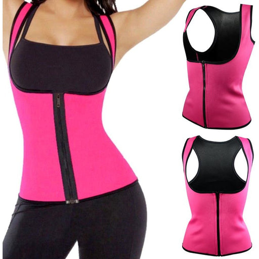 Body Shaper Top and Waist Slimming Vest - Aladdin's Treasures