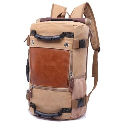 Stylish Large Capacity Travel Backpack - Aladdin's Treasures
