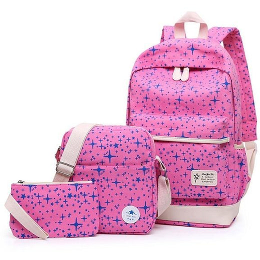 Girls Fashion Backpack School Bags