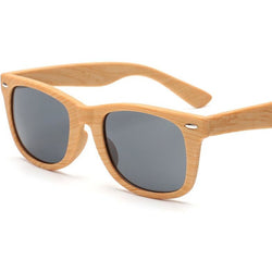 Retro Bamboo Sunglasses - Aladdin's Treasures