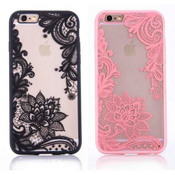 Lace Floral Phone Cases - Aladdin's Treasures