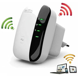 Wi Fi Range Expander Signal Booster - Aladdin's Treasures
