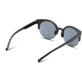 Hot Selling Fashion Vintage Retro Semi-Rim Sunglasses - Aladdin's Treasures