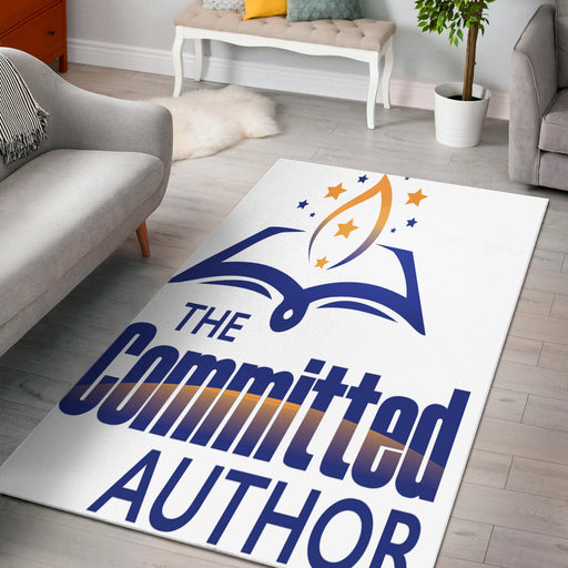 Committed Author Rug - Aladdin's Treasures