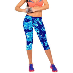 Printed Summer Leggings - Aladdin's Treasures