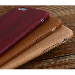 Vintage Wood Texture Leather Cases For iPhone - Aladdin's Treasures