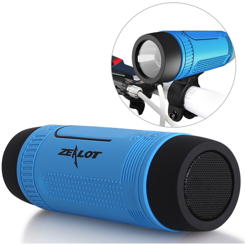 Portable Bicycle mounted Bluetooth Speaker with Subwoofer - Aladdin's Treasures
