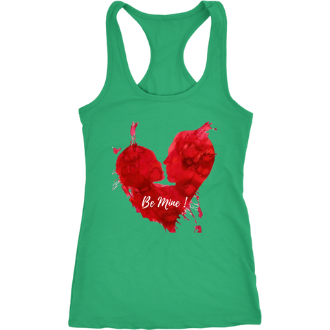 Be Mine - Racerback Tank - Aladdin's Treasures