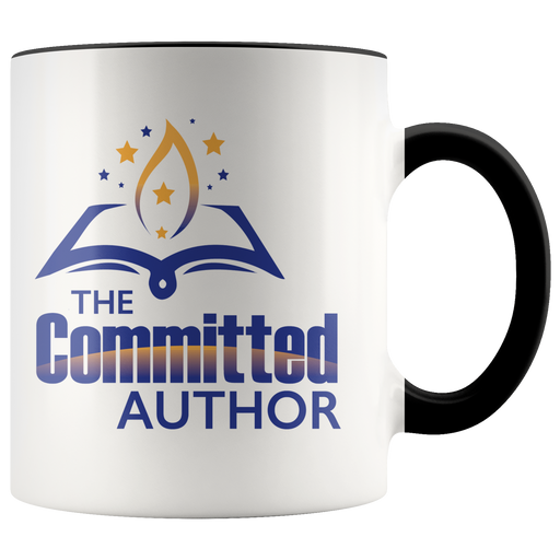 Committed Author Collector's Mug - Aladdin's Treasures