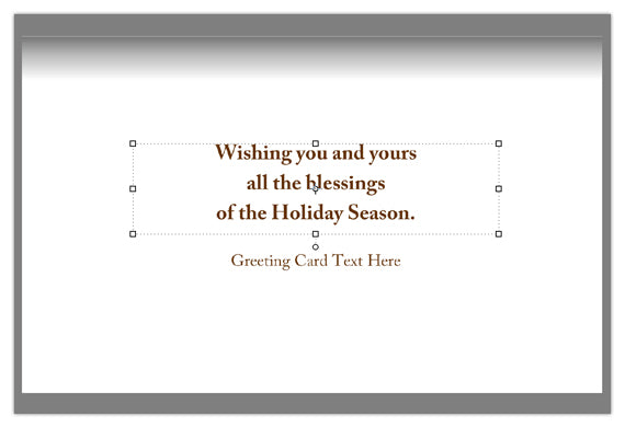 greeting cards in photoshop elements
