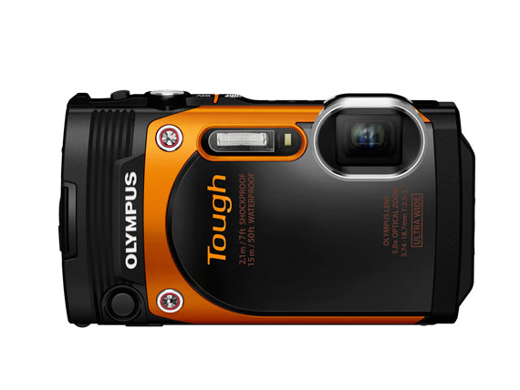 Olympus TG-860 Tough Digital Camera