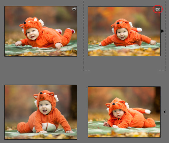 photo stacks in photoshop elements
