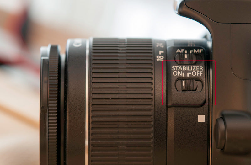 What is Image Stabilization?