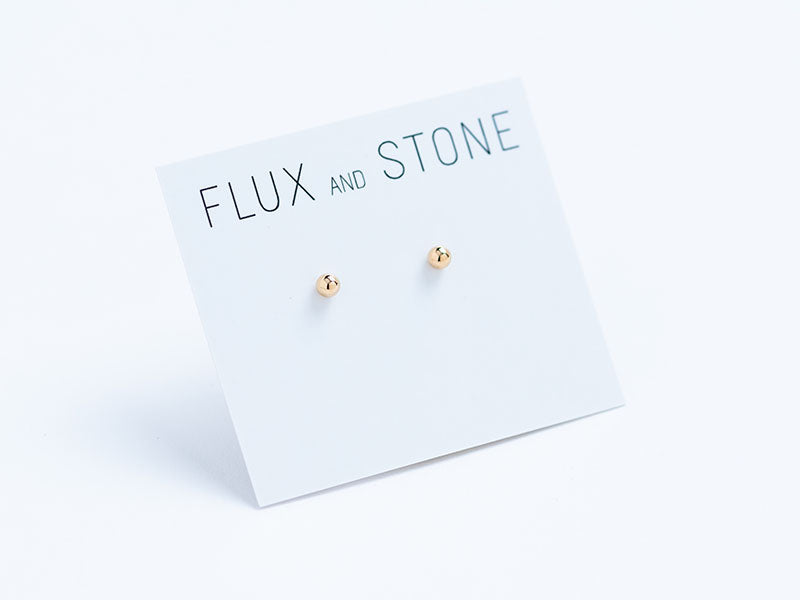 Ball Studs // Earrings
