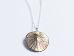 Cast Sand Dollar Pendants