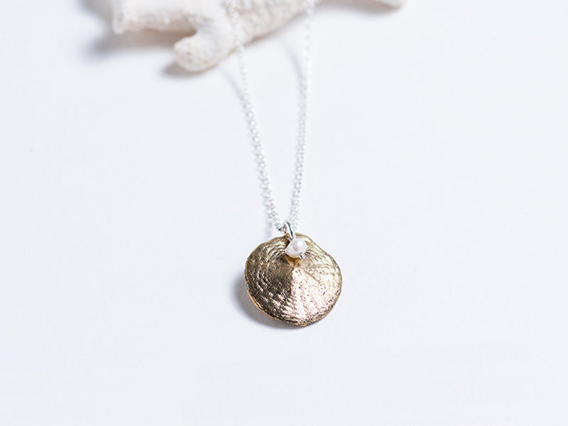 Cast Sand Dollar // Pendants