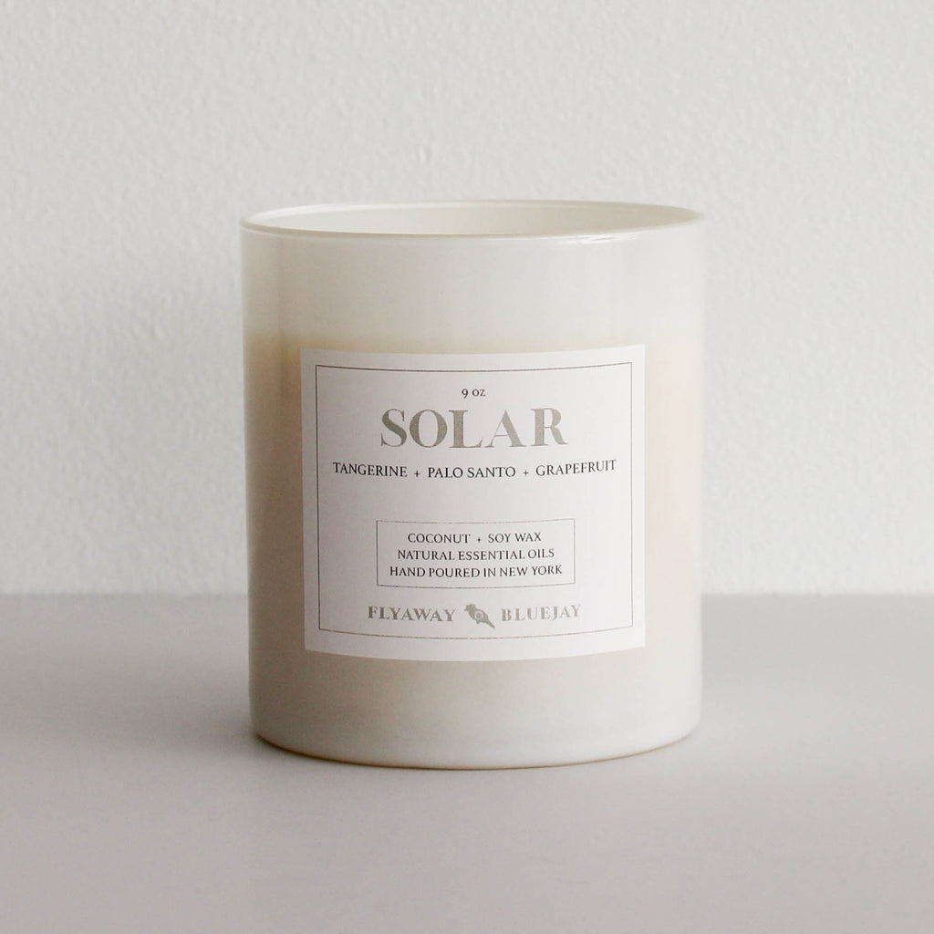 Solar Candle