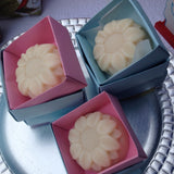 Sunflower Yogurt Soap