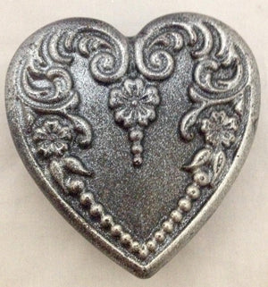 "Victorian ""Black Heart"" Soap *Limited Edition"