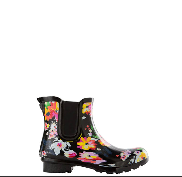 Roma Rain Boots- Ankle