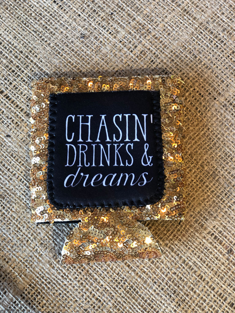 SG Sequin Coozies