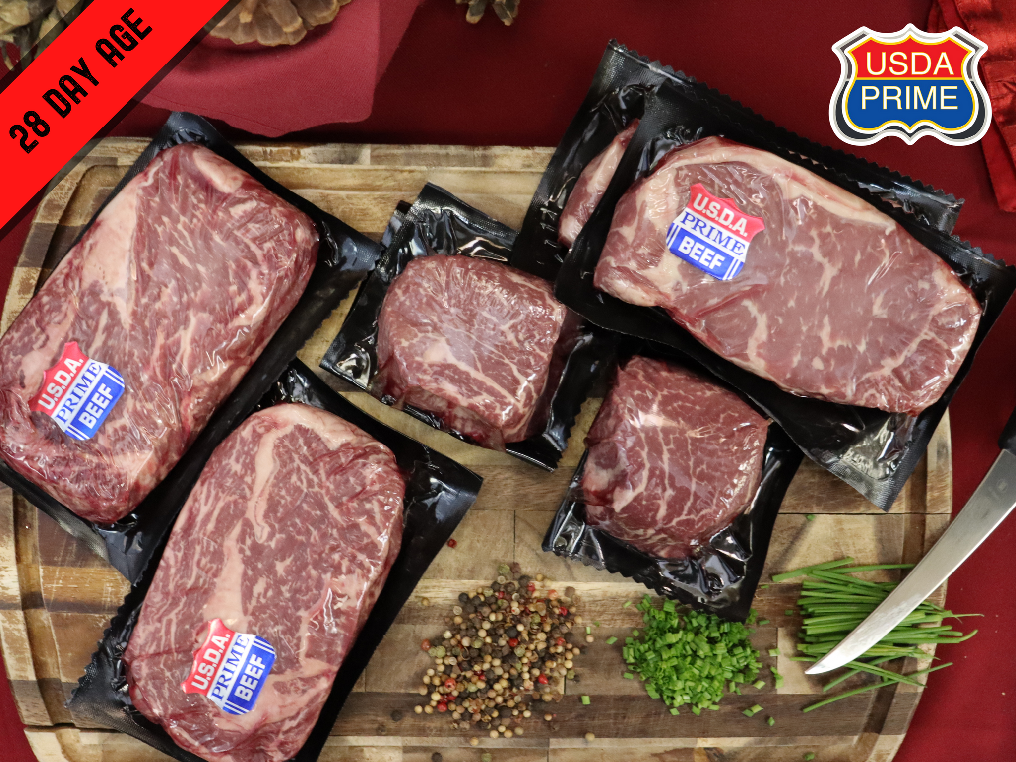 NEW: Angus Meats Prime Steakouse Collection
