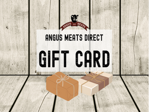 Angus Meats Direct Gift Card