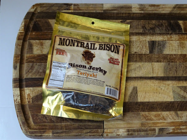 Montrail Bison Jerky