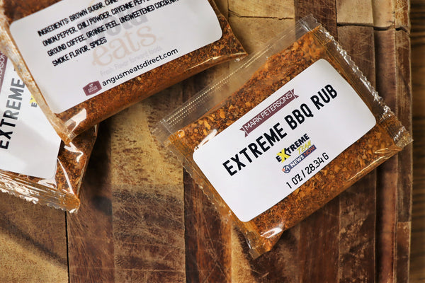 Mark Peterson's Extreme BBQ Rub