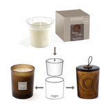 Refill for Scented Decorative Candle