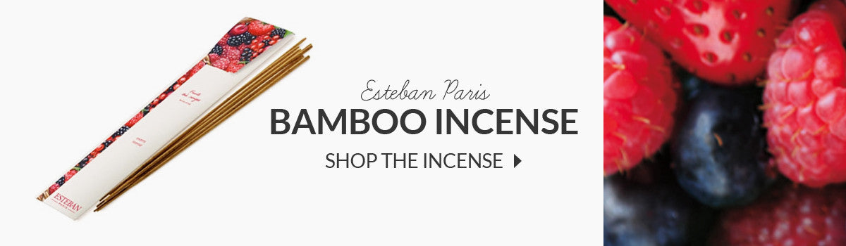 Esteban Paris Bamboo Incense