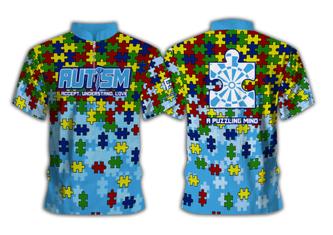 2018 Autism - A Puzzling Mind - Pre-Order