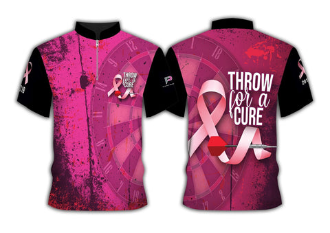 2019 Throw for a Cure Version 2 - PRE ORDER