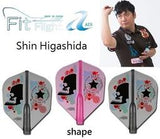 Shin HIGASHIDA - Fit Flight Special Collaboration Player Signature