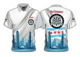 2019 Dart Players Chicago Official Tour Shirt - PRE ORDER