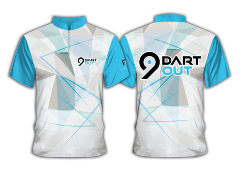 9DartOut Carolina Blue - Pre-Order