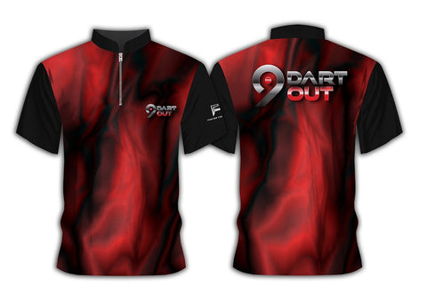 9DartOut Red Flame - Pre-Order