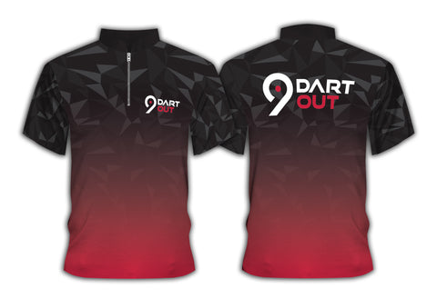 9DartOut version 02 - Black - Pre-Order