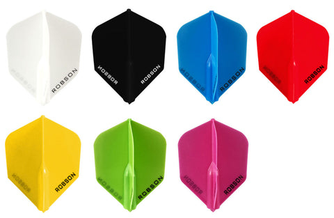 Robson Plus Dart Flights - Standard/Small (Shape)